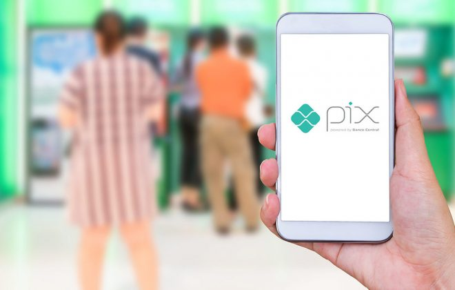 pix é seguro para a pequena empresa