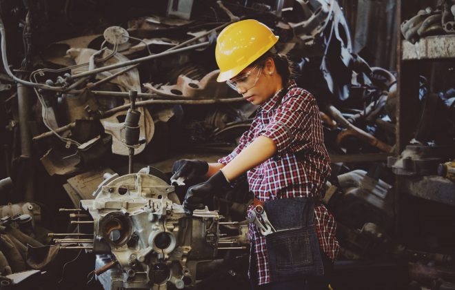 Melhorar a gestão nas indústrias metalúrgicas